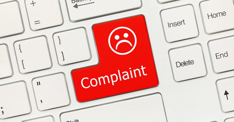 Customer Complaints Management
