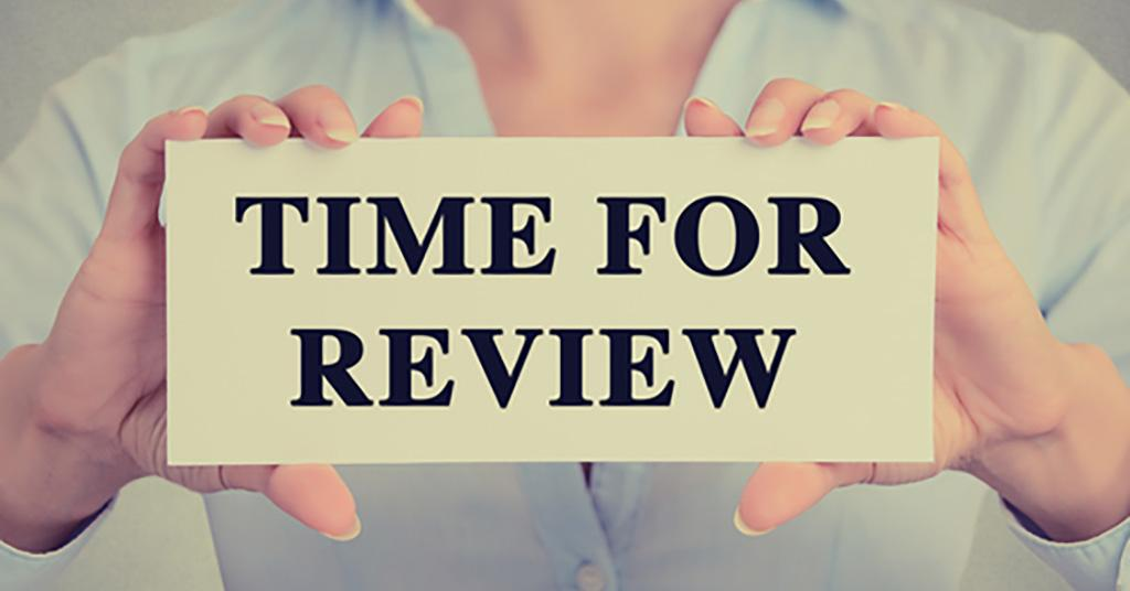 time for review employee reviews