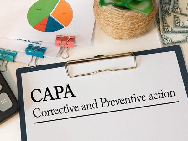 capa requirements